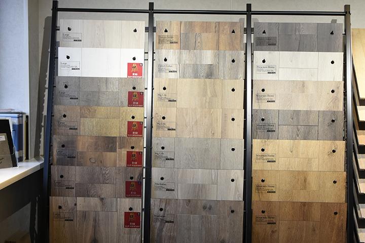 Laminaatvloeren - XXL (extra brede) vloeren