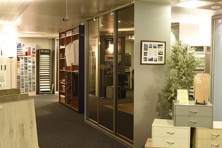 Showroom - New IPD Basic kast en interieurindeling