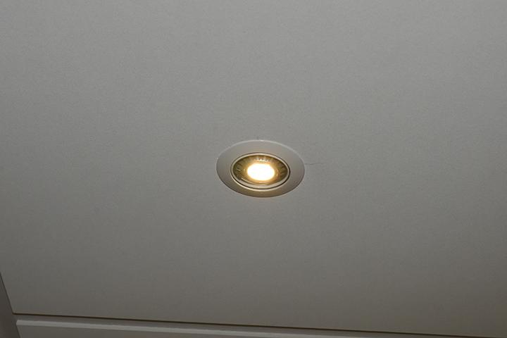 LED verlichting - Inbouw LED spot (wit)